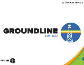 nº 450 pour Logo Design for Groundline Limited par digitalmind1