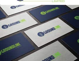 nº 424 pour Logo Design for Groundline Limited par winarto2012