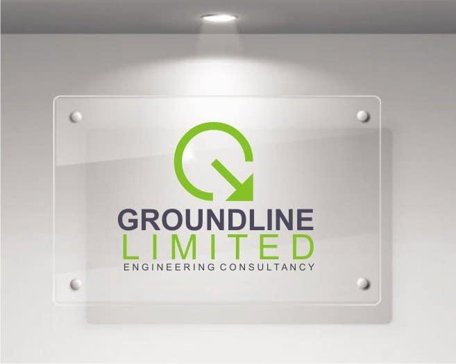 Contest Entry #622 for Logo Design for Groundline Limited