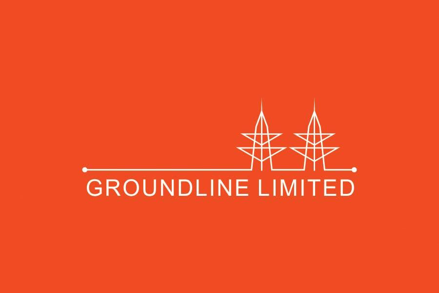 Contest Entry #637 for Logo Design for Groundline Limited
