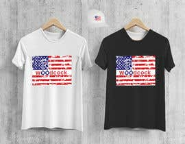 #65 for My logo incorporated into a USA theme by sumaiyaft1996
