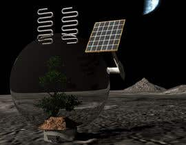 #23 for First tree on the moon! by innovstudio
