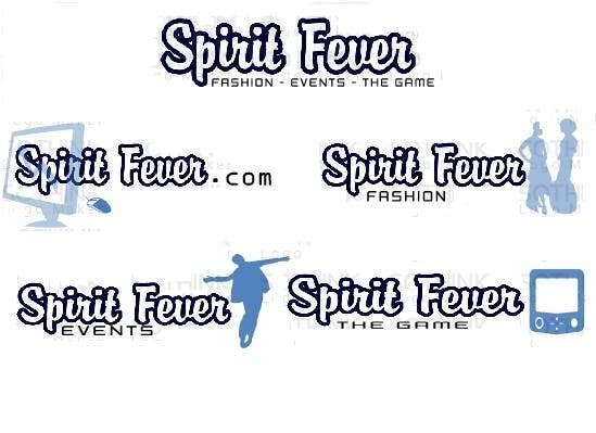 Contest Entry #                                        105                                      for                                         Logo Design for Spirit Fever