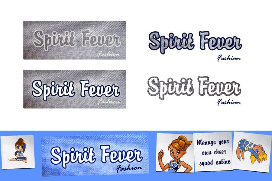 Contest Entry #                                        209                                      for                                         Logo Design for Spirit Fever