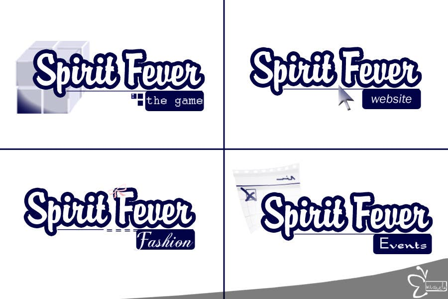 Contest Entry #                                        86                                      for                                         Logo Design for Spirit Fever