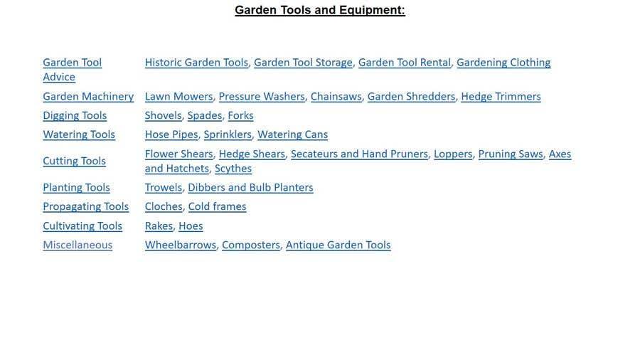 """Intrarea #                                        40                                      pentru concursul """"                                        Garden tool survey                                     """""""