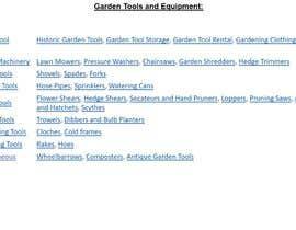 #40 pentru Garden tool survey de către amitbaust057