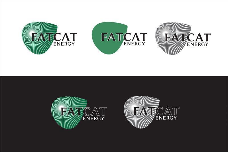 Bài tham dự cuộc thi #                                        51                                      cho                                         Logo Design for FatCat Energy