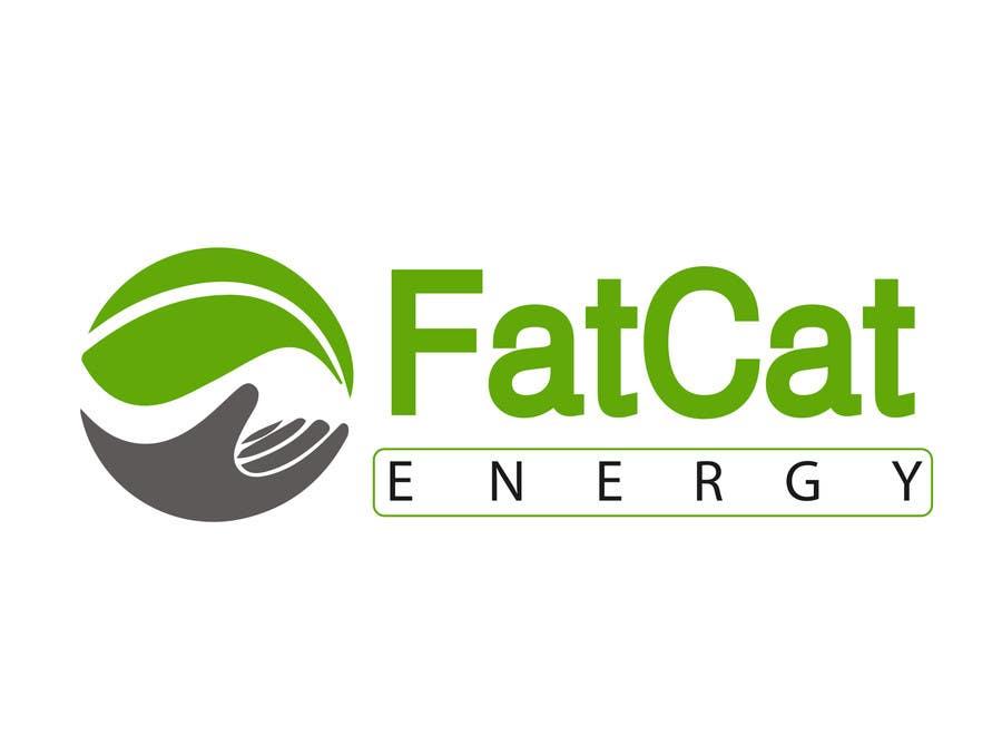 Inscrição nº                                         57                                      do Concurso para                                         Logo Design for FatCat Energy