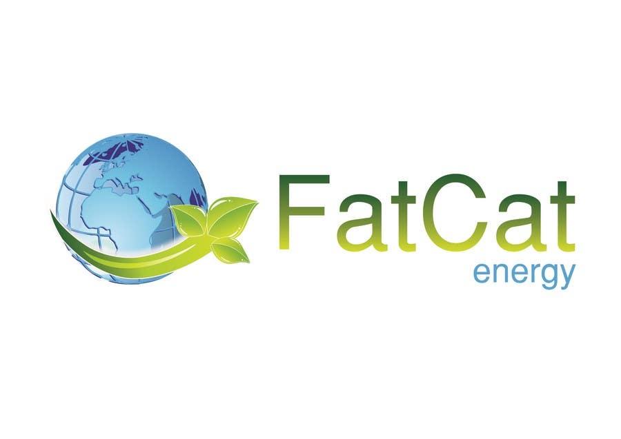 Bài tham dự cuộc thi #                                        49                                      cho                                         Logo Design for FatCat Energy