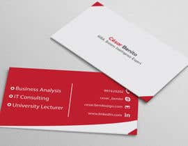 #8 for Stunning Business Card Design by marefin34