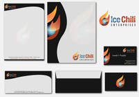 Graphic Design Inscrição no Concurso #41 de Logo Design, Letterhead & Business Card for Ice Chili Enterprises