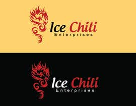#42 untuk Logo Design, Letterhead & Business Card for Ice Chili Enterprises oleh lookinto