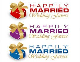#7 for Logo design for wedding supplier af jai07