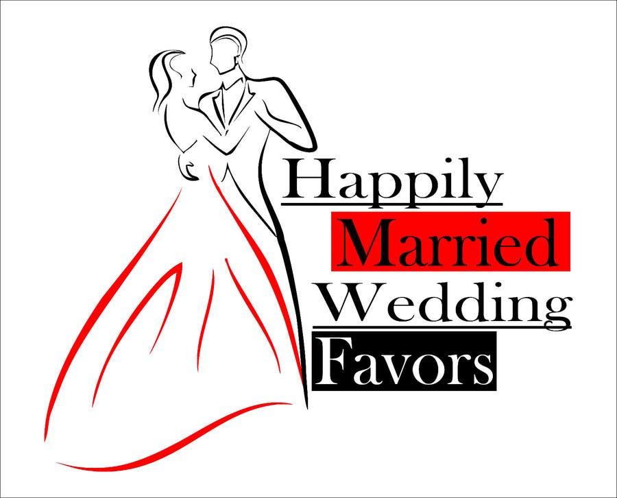 Penyertaan Peraduan #4 untuk Logo design for wedding supplier