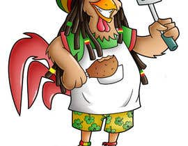 #23 para RASTA CHICKEN AKA MR. JERK!!! por shoofy20