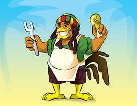#26 para RASTA CHICKEN AKA MR. JERK!!! por taks0not