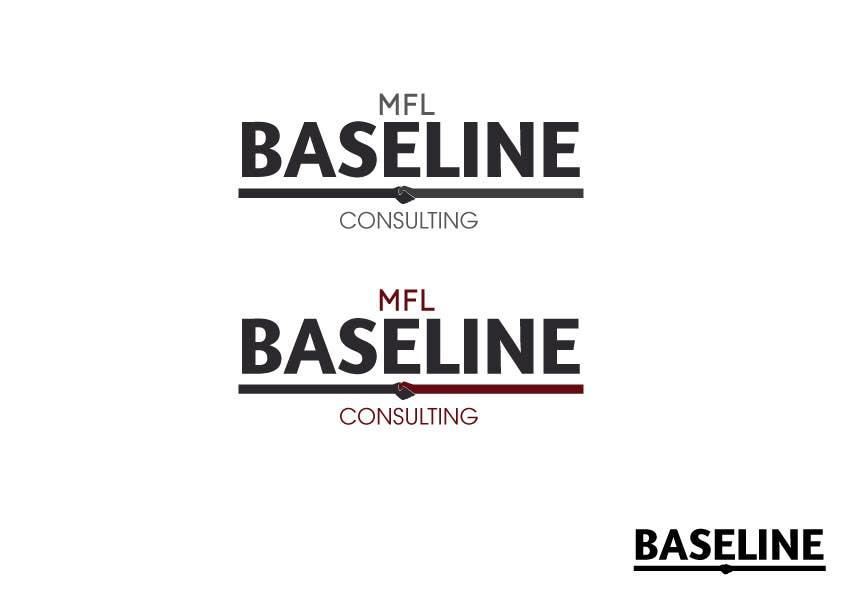 Penyertaan Peraduan #80 untuk Logo Design for Baseline