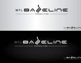 nº 42 pour Logo Design for Baseline par GeorgeOrf