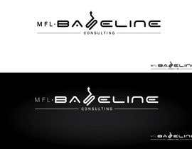 nº 49 pour Logo Design for Baseline par GeorgeOrf