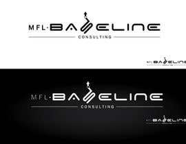 nº 53 pour Logo Design for Baseline par GeorgeOrf