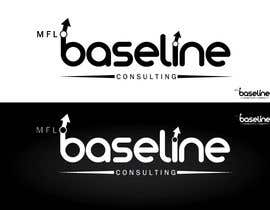 nº 76 pour Logo Design for Baseline par GeorgeOrf