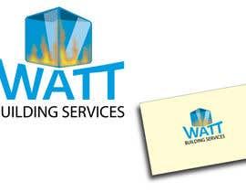 Vancliff tarafından Design a Logo for Watt Building Services için no 19