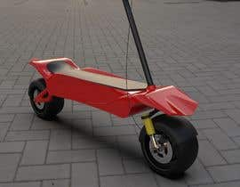 #18 для Design an electric scooter inspired after Ferrari F80 от gauthamsb