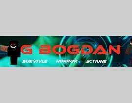 #4 pentru Banner + profil pentru un canal de Gaming pe YT de către Maruflop