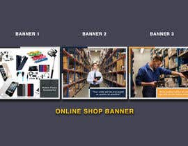 #66 for Banners for Online Shop by naymulhasan670