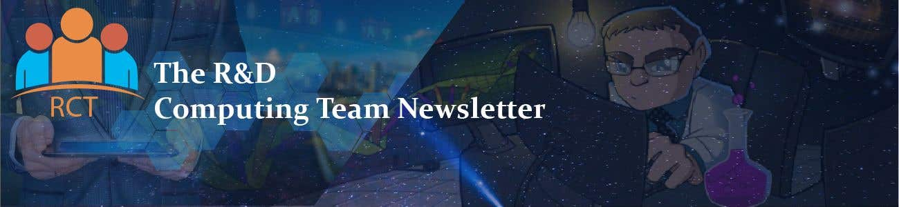 Contest Entry #                                        54                                      for                                         Logo, Banner for a Newsletter - Leading Research Computing Teams