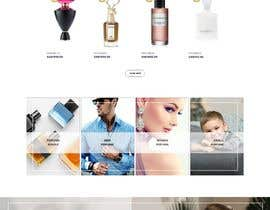 #279 для Beauty Ecommerce Website Design от nayhomiee
