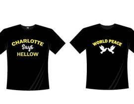 #133 для Design T-shirt от moshina54321
