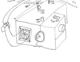 #6 для Design and 3D model of a Vacuum cleaner ventilator от qhaliffzuber