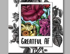 #137 для Grateful AF  - Book Cover от dragonflybluesun