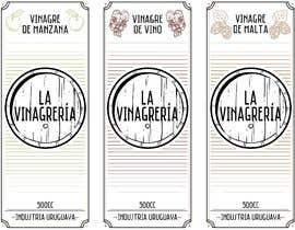 #67 para Creación de logo y etiquetas para vinagres de FrancoBrovelli