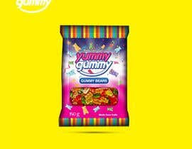 #98 for Create a design for the packaging - Gummy Bear Candy package design by Locours