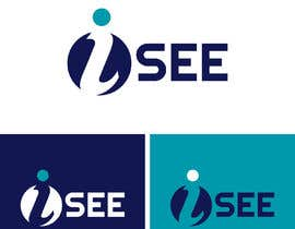"""#629 for Logo design for """"iSee"""" by joydey1198"""
