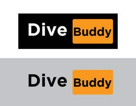 """#66 for I need a logo of my business to exactly same as pornhub . My business name is """"Dive Buddy"""" and please change white the word below the logo to """" THAILAND"""" by Agungprasetyo756"""