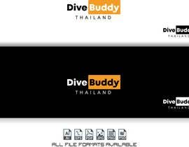 """#69 for I need a logo of my business to exactly same as pornhub . My business name is """"Dive Buddy"""" and please change white the word below the logo to """" THAILAND"""" by alejandrorosario"""