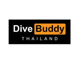 """#67 for I need a logo of my business to exactly same as pornhub . My business name is """"Dive Buddy"""" and please change white the word below the logo to """" THAILAND"""" by histhefreelancer"""