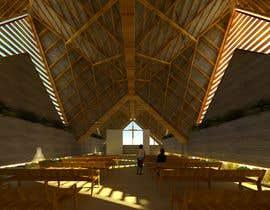 #30 для Design a simple modern catholic church от Arquideterioron
