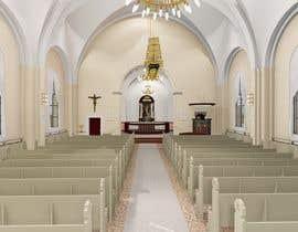 #10 для Design a simple modern catholic church от Dezzinefreak