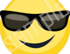 #13 para Smile Face with Sunglasses de abdullahalmmn6