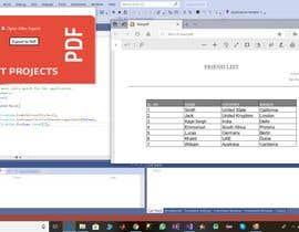 #4 para C# wpf export a datagridview content to pdf de MiniDeveloper21
