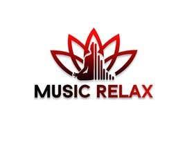 #40 для LOGO DESIGN MUSIC RELAX AND BANNER FOR YOUTUBE от kasungayanfrena1