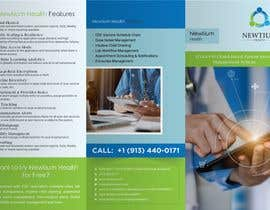 #21 for Trifold brochure for software product by Ajayverma123