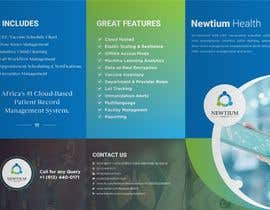 #24 for Trifold brochure for software product by Ajayverma123