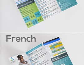 #34 for Trifold brochure for software product by safin006