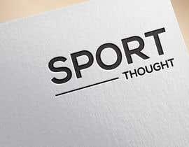 #108 for Sport Thought - logo design by shahinhasanttt11